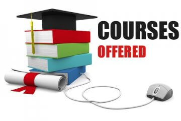 Course offered